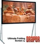 Draper 16:9 Fast Fold Projection Screen 12