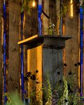 Rustic Wooden Lectern