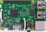 Raspberry Pi  3 - Compact video playback computer