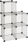 Perlo Caged Shelving system