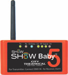City Theatrical Show Baby 5 Wireless DMX TX/RX