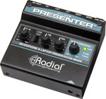 Radial Presentation Mixer & USB Interface